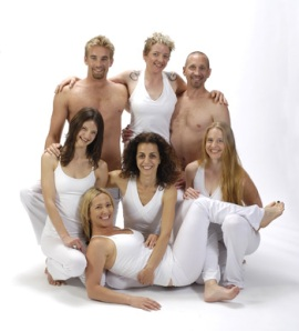 Zuda Yoga Team