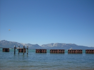 South Lake Tahoe, Lakeside Beach