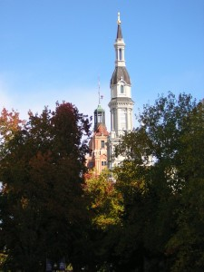 Capitol Area Buildings, Autumn