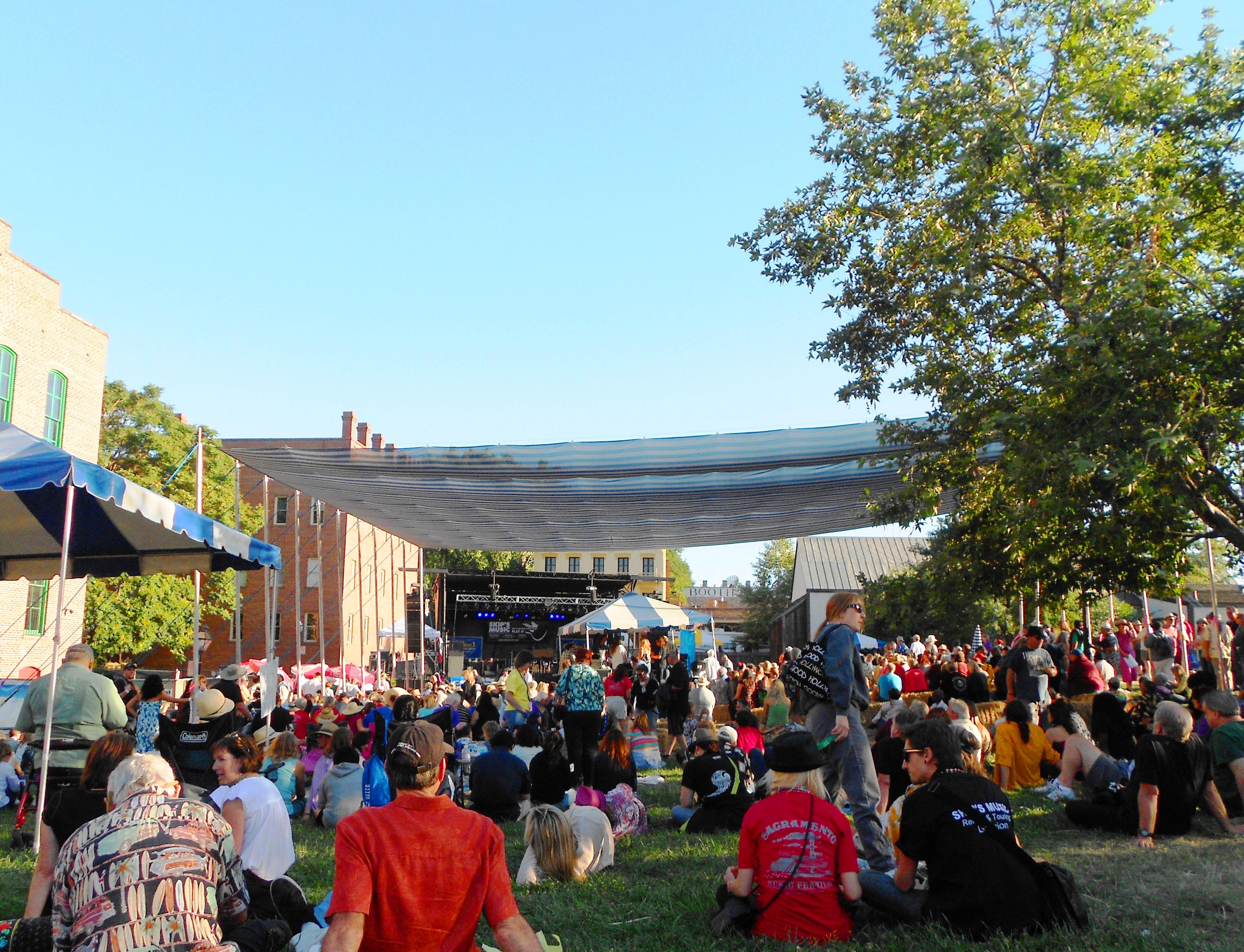 Sacramento Festivaller